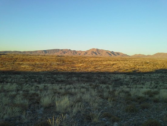 National Museum of Namibia: The beautiful landscape