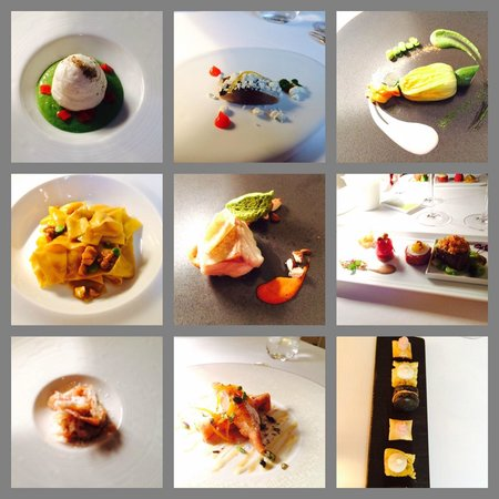 Mosconi: Tasting Menu