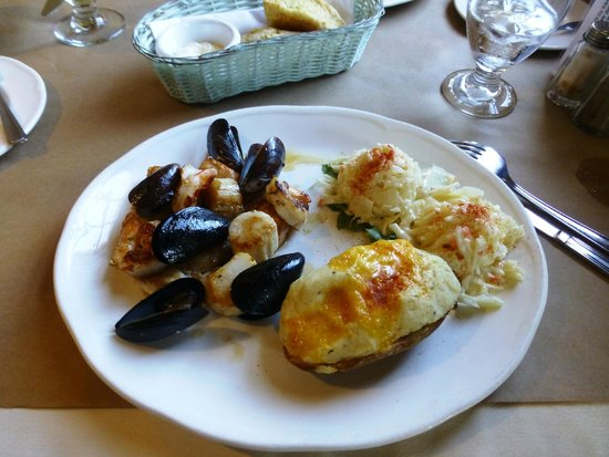 Kedy's Inlet: Seafood Special-delicious
