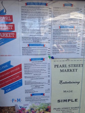 Pearl Street Market: A little bit of this, a little but of that