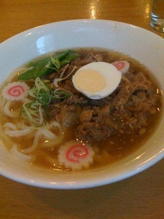 Misato Japanese : noodle