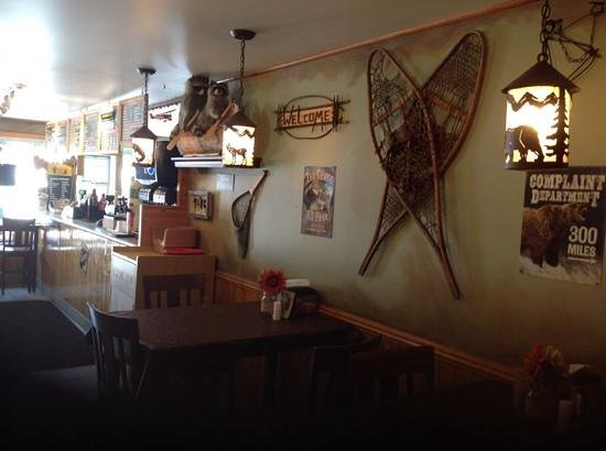 Palmyra, WI: Interior of Kettle Hill