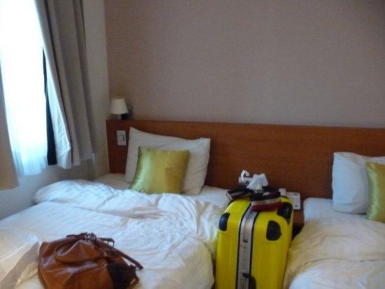Just Stay Hotel: デラックスツイン