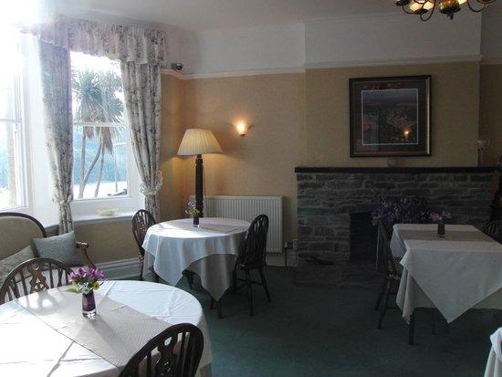 Trehaven Manor Hotel: Angolo della sala per le colazioni