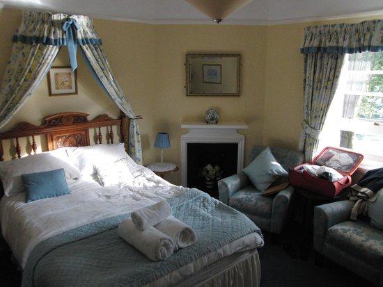 Trehaven Manor Hotel: Una camera standard
