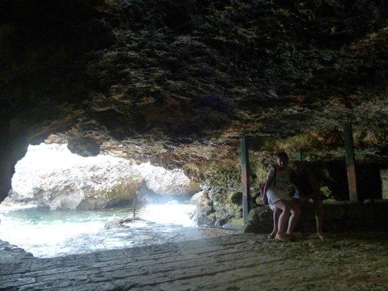 Valentín Star Hotel: grotta sul Cammino dei Cavalli