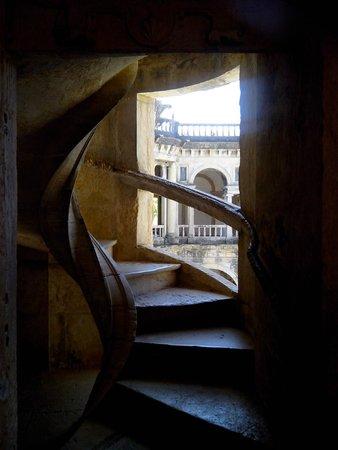 Convento de la Orden de Cristo: Interior