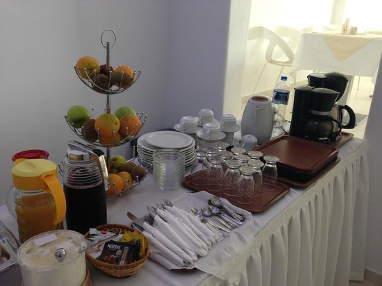 Anamnesis City Spa Hotel: Breakfast Buffet