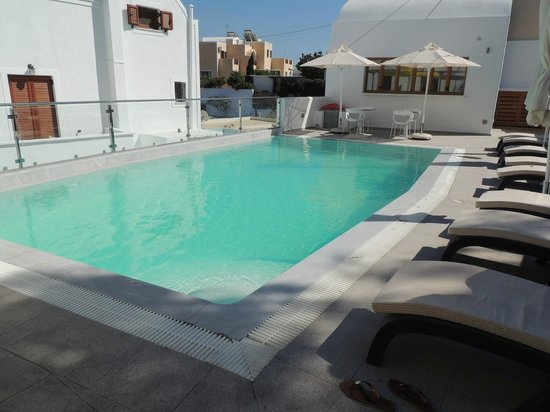 Anamnesis City Spa Hotel: Outdoor Pool