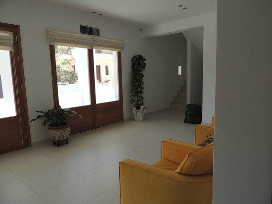 Anamnesis City Spa Hotel: Reception Area