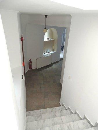 Anamnesis City Spa Hotel: Hallway