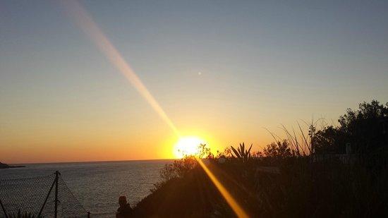Club Vista Bahia: Sunset
