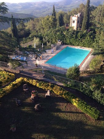Villa Sant'Uberto Country Inn : Poolen