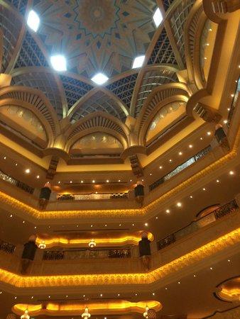 Emirates Palace : Hall principal