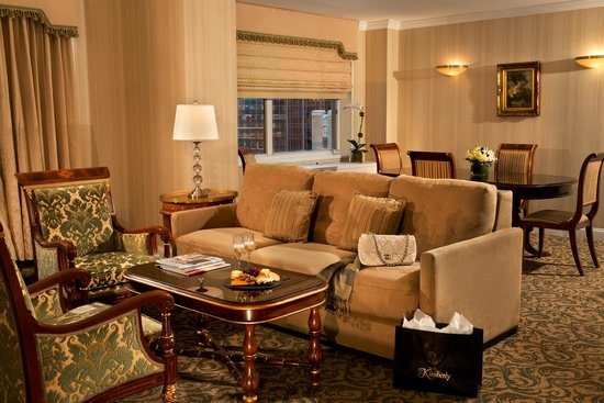 The Kimberly Hotel Executive Plus Suite
