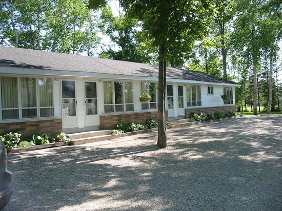 Bel Air Motel Cottages Sauble Beach Bel Air Motel