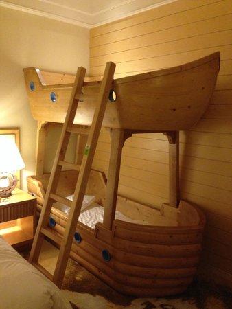 Chimelong Hengqin Bay Hotel: kamar hotel