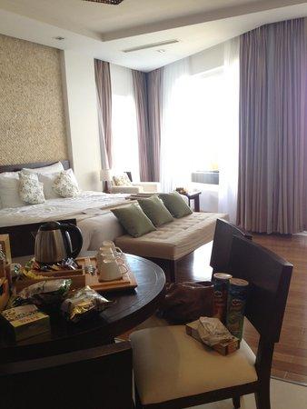 The Cliff Resort & Residences: Studio room