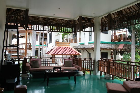 The Briza Beach Resort Samui : balcone