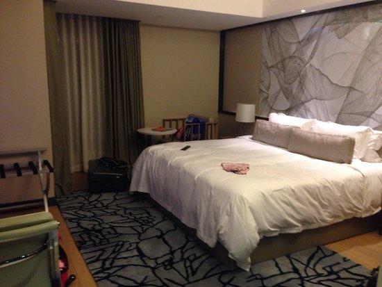 Fraser Residence Shanghai : Room on 21st floor