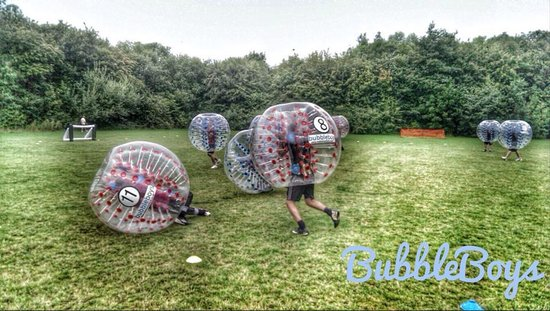 Bubble Boys Ltd