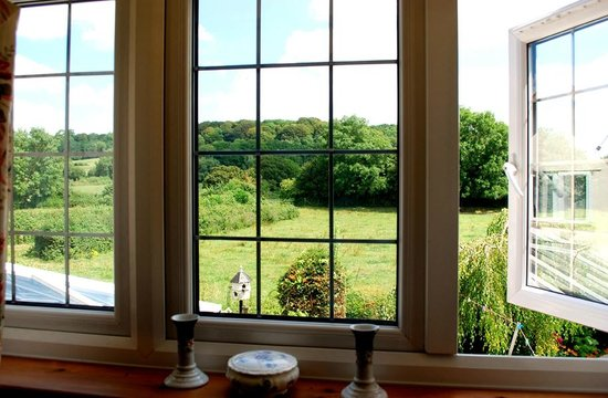 Dove Cottage: Views from twin Room