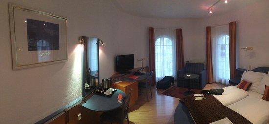 Hotel Nestroy: Room