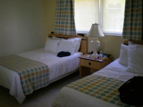 Great Escape Inn : Zimmer