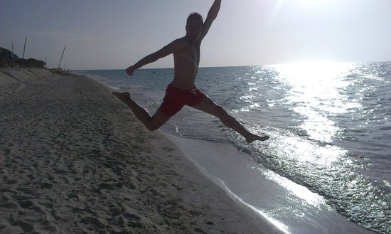 Iberostar Varadero: La playa, un paraiso