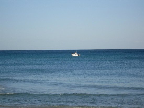 John D. MacArthur Beach State Park: Boating on the Atlantic