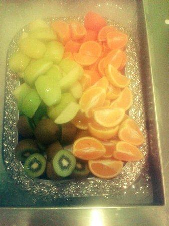 Wellness Hotel Frymburk: Breakfast