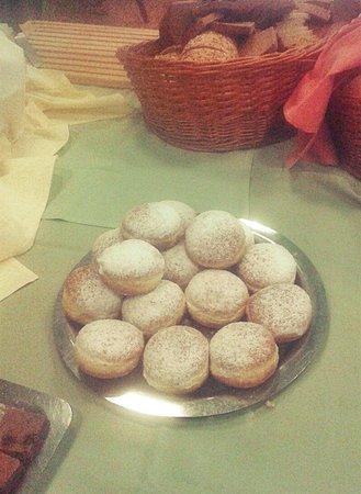 Wellness Hotel Frymburk: Donuts