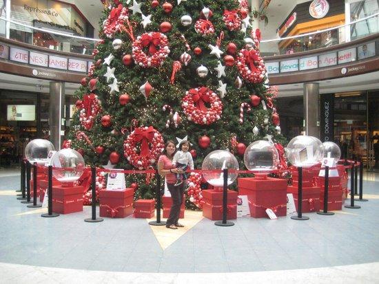 Centro histórico de Lima: navidad en lima