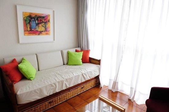 Bauen Suite Hotel: Sofa Cama Suite Clásica