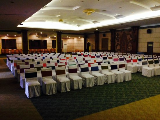 Apsara Angkor Resort & Conference: Conference area