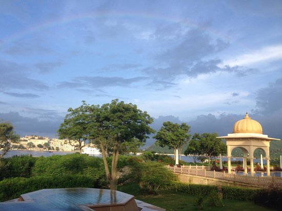 The Oberoi Udaivilas: Beautiful view