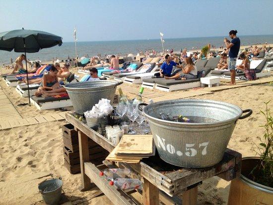 branding beachclub, noordwijk - photo de branding beachclub