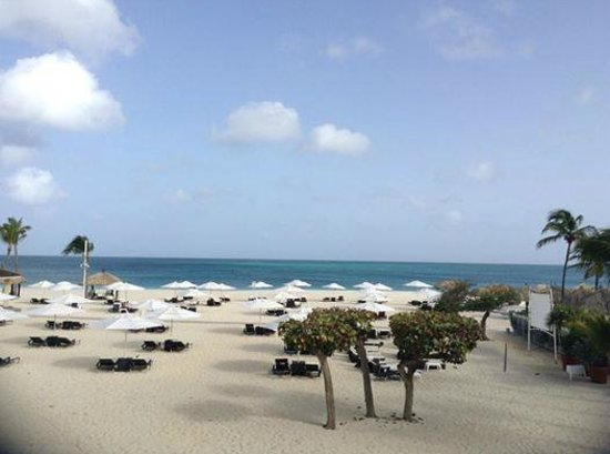 Bucuti & Tara Beach Resort Aruba: The view from our suite