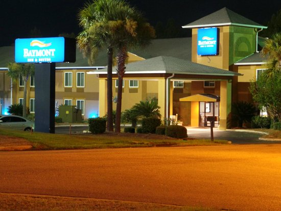 Baymont by Wyndham Cordele: Hotel