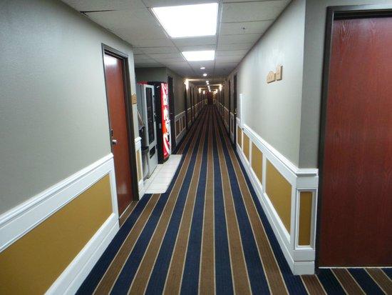 Baymont Inn & Suites Cordele : Entrance to Room