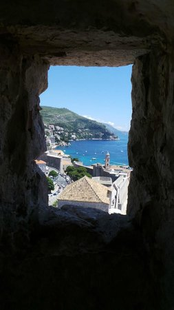 Old Town : Looking out from the tower
