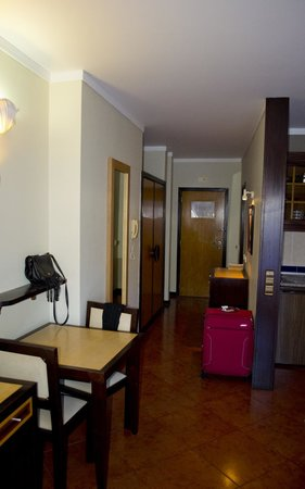 Hotel Paraiso de Albufeira: Hallway
