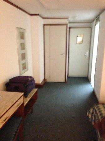 Hotel Bristol: habitacion grande