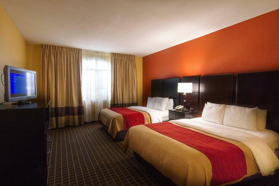 Clarion Inn  & Suites Miami Airport: New renovated room