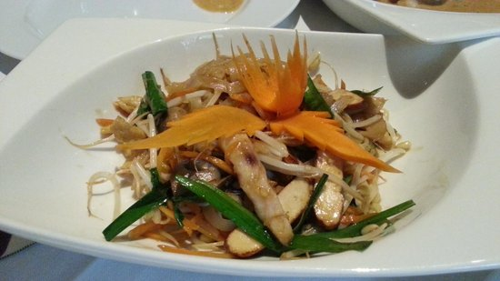 Restaurante Ta-Tung: Sorpresa de sabores