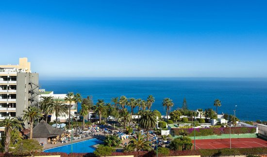 Interpalace by Blue Sea: View from the room out to sea