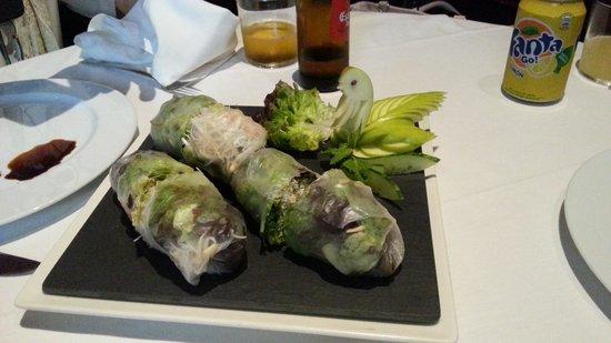 Restaurante Ta-Tung: Arte que...