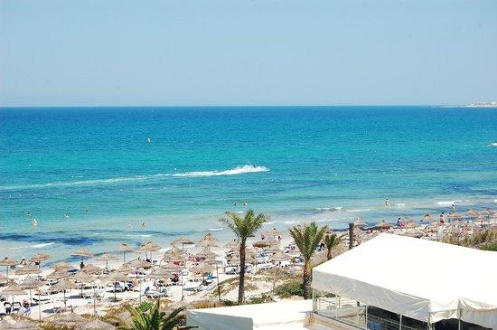 El Mouradi Mahdia: Пляж