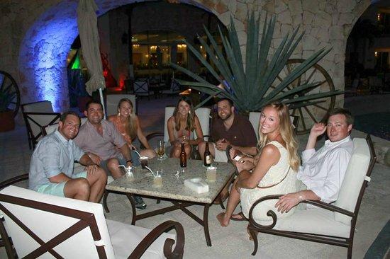 The Royal Playa del Carmen: Tequila/Cigar Bar