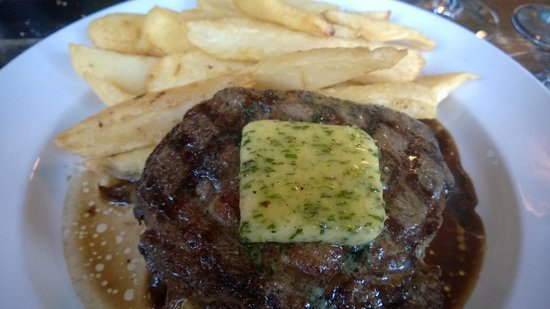 The Winding Stair : Steak